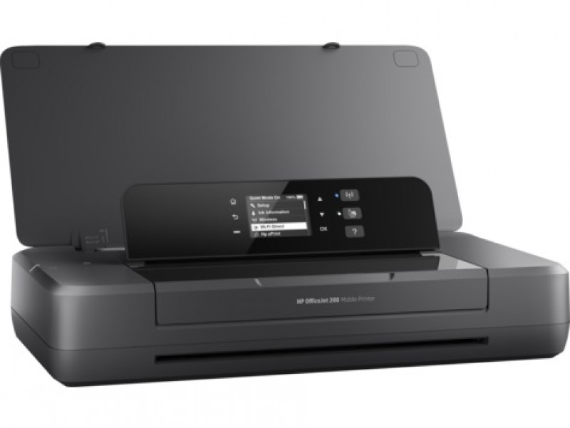 HP OfficeJet 202 Mobile Printer, A4, WiFi (N4K99C)