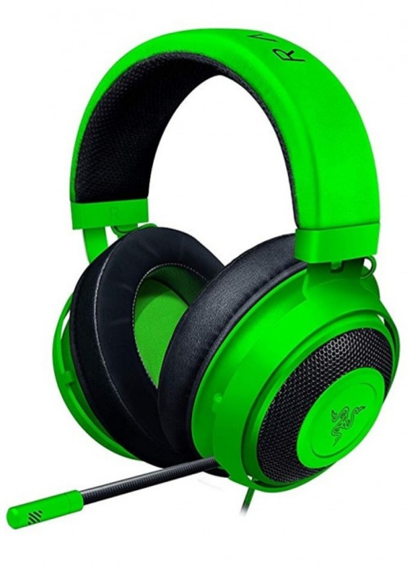Razer Kraken Gaming Headset TE USB Green