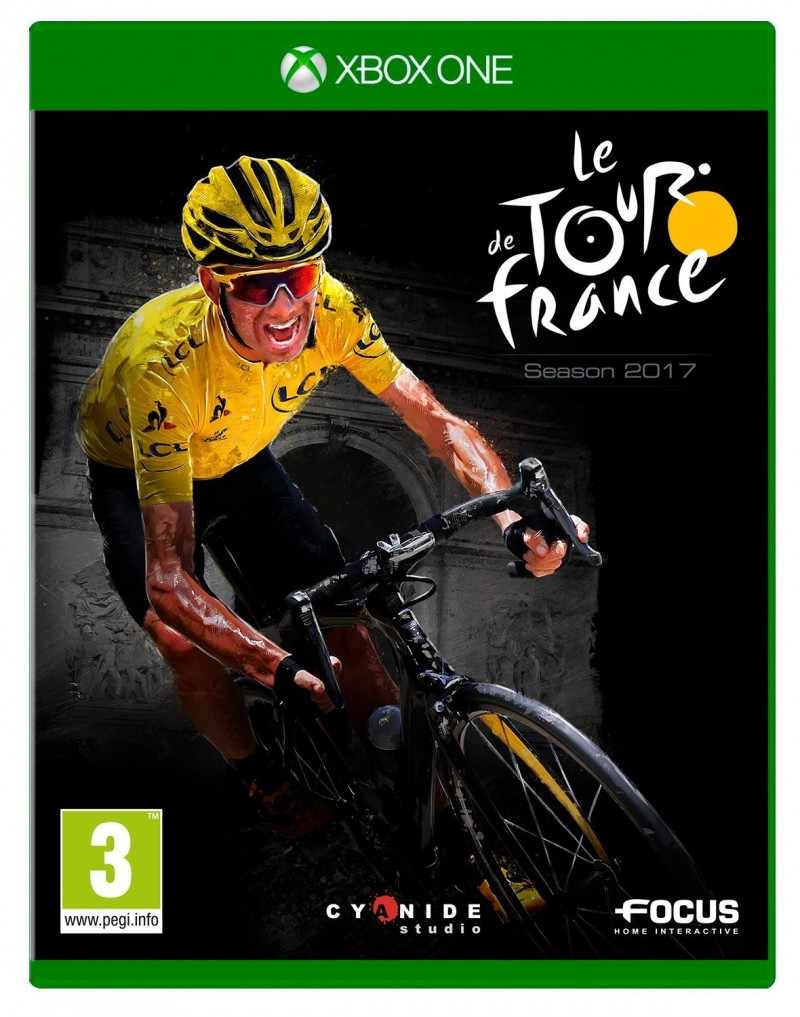Focus Home Interactive XBOXONE Tour de France 2017