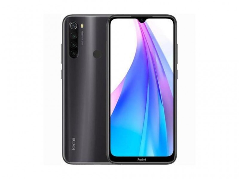 Xiaomi Redmi Note 8T 128GB Moonshadow Grey (MZB8489EU)