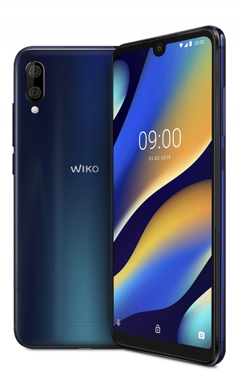 MOB WIKO VIEW 3 LITE NIGHT BLUE