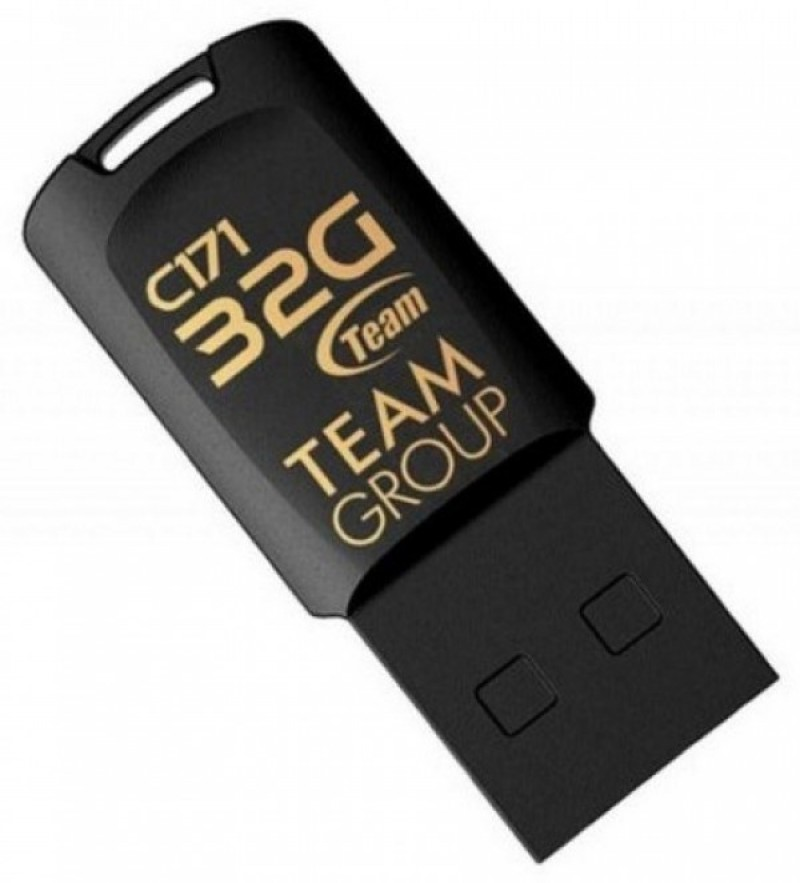 TeamGroup C171 32GB USB 2.0 BLACK TC17132GB01