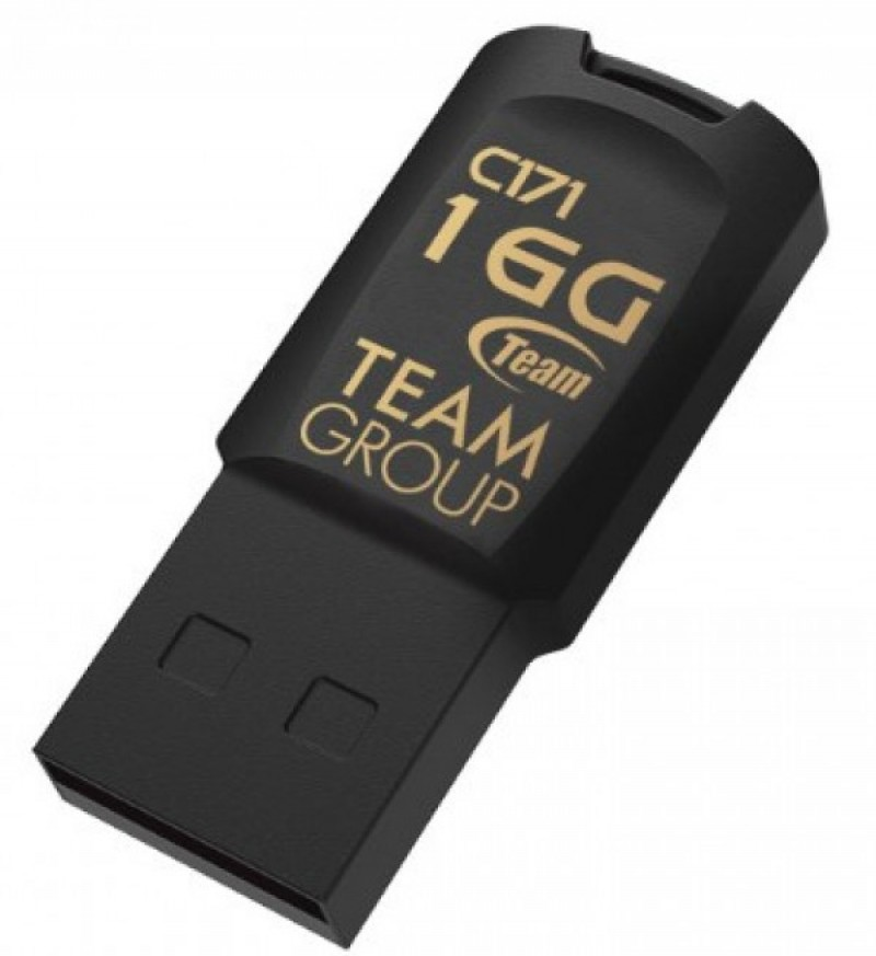 TeamGroup C171 16GB USB 2.0 BLACK TC17116GB01