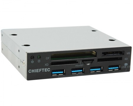 CHIEFTEC CRD-801H čitač kartica