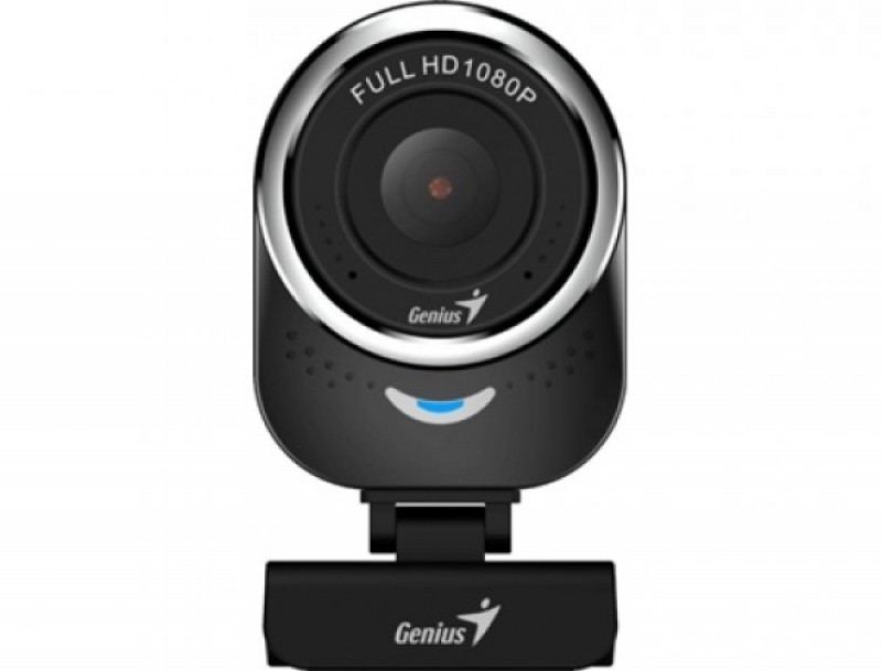 GENIUS Webcam QCam 6000 (Crna) 2.0 Mpix, 1920 x 1080, 1920 x 1080, USB 2.0