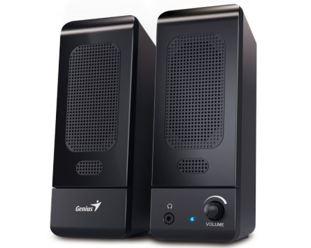 GENIUS SP-U120 2.0 crni zvučnici