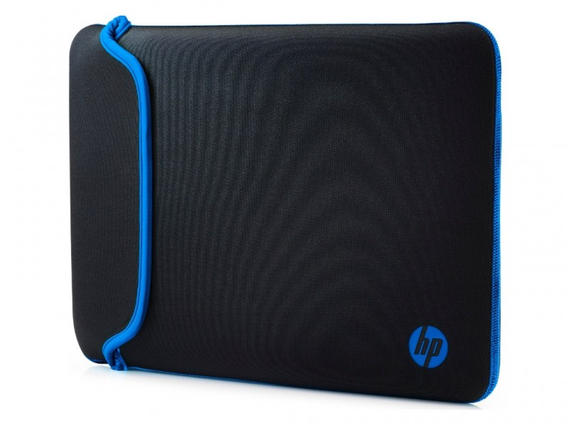 HP Chroma Sleeve 14 Case Black Blue (V5C27AA) (V5C27AA)