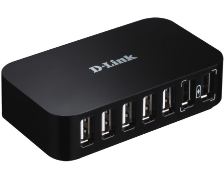 D-LINK DUB-H7 7port USB 2.0 Hub