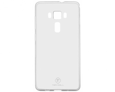 TERACELL Torbica Skin za Asus ZenFone 3 (ZE520KL) transparent