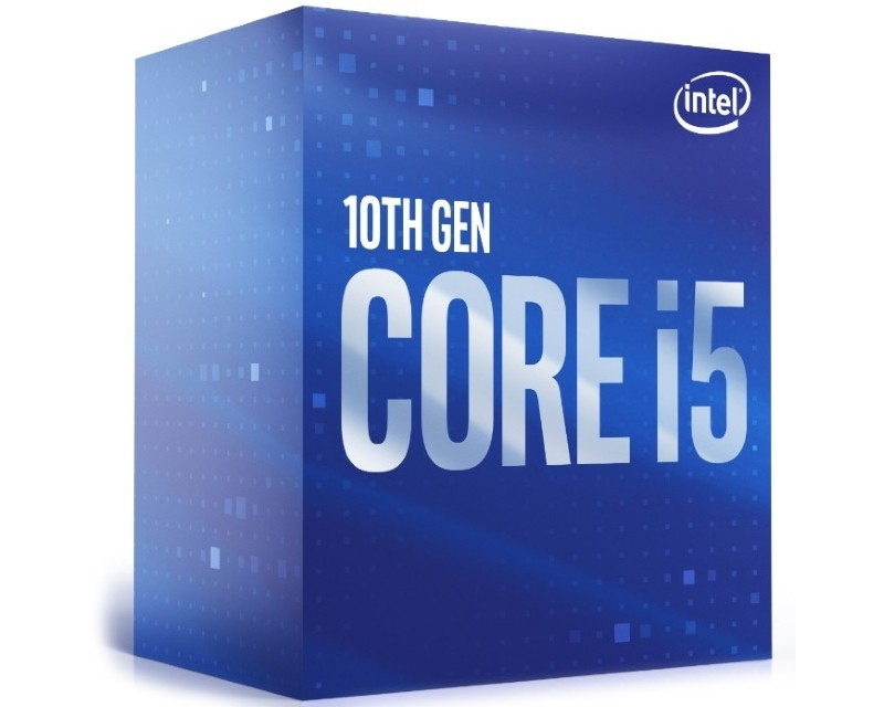 INTEL Core i5-10400 6-Core 2.9GHz (4.3GHz) Box
