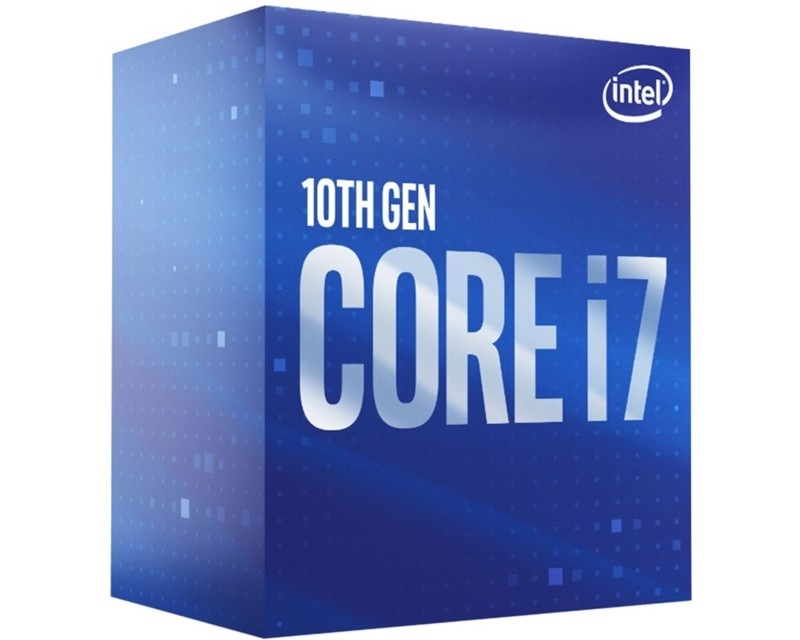 INTEL Core i7 10700 8-Core 4.80GHz Box
