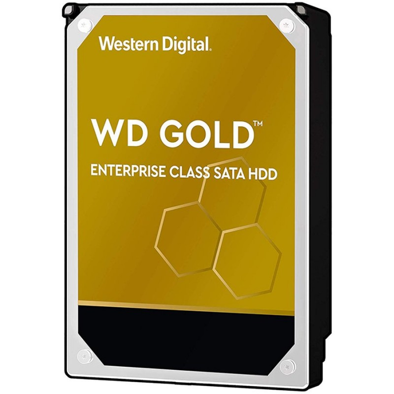 HDD Server WD Gold (3.5, 10TB, 256MB, 7200 RPM, SATA 6 Gb s) ( WD102KRYZ )