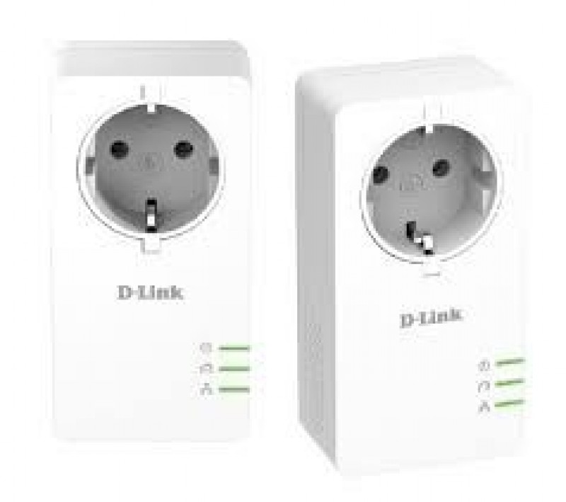 D-Link Powerline Ethernet adapter kit DHP-P601AV E