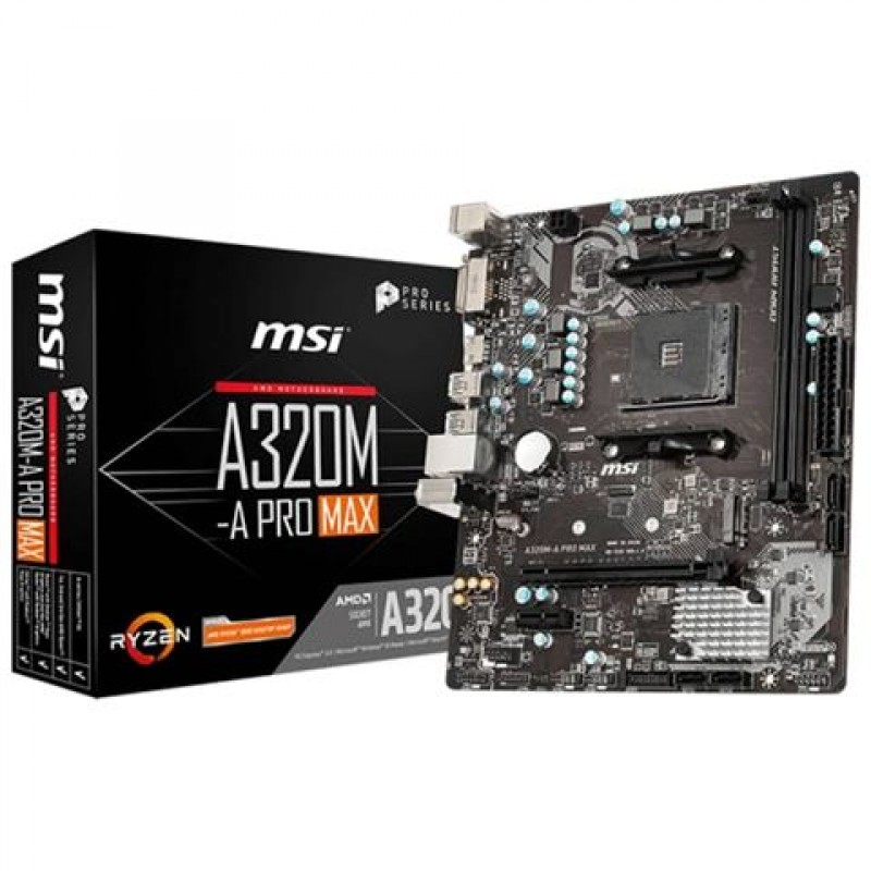 MBO MSI AM4 A320M-A PRO MAX