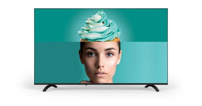 Tesla TV 40S605BFS, 40 TV LED, Frame DLED, DVB-T2/C/S2, Full HD, powered by Android TV, WiFi (40S605BFS)