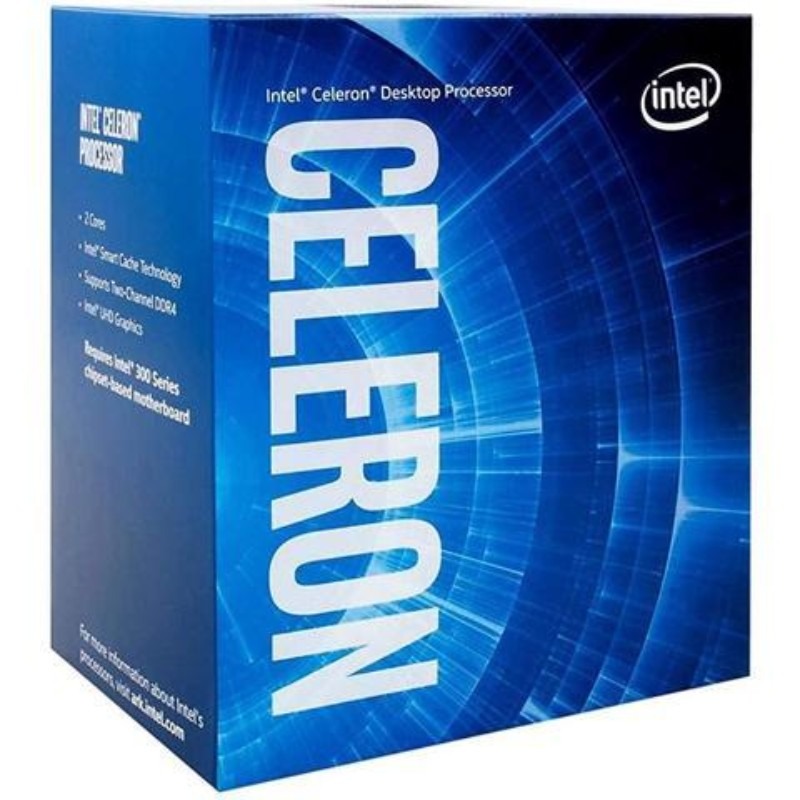 CPU 1200 INTEL CELERON G5900 Dual Core 3.4GHz BOX