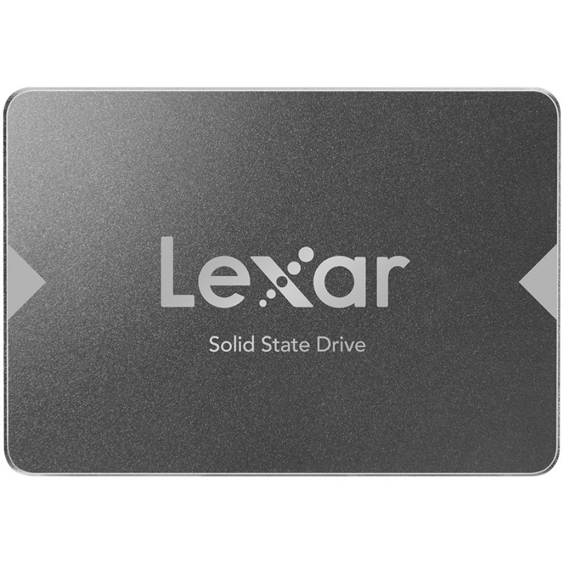 480GB Lexar NS100 2.5 SATA (6Gb s) Solid-State Drive, up to 550MB s Read and 450 MB s write ( LNQ100X480G-RNNNG )