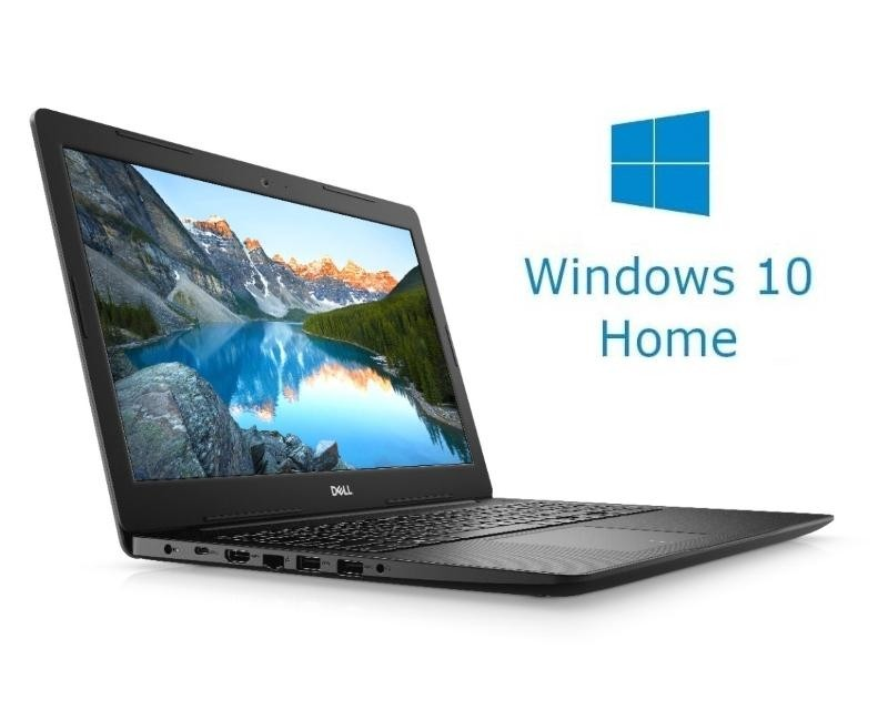 DELL OEM Inspiron 3593 15.6 Touch i7-1065G7 12GB 512GB SSD Intel Iris Plus Win10Home crni 5Y5B