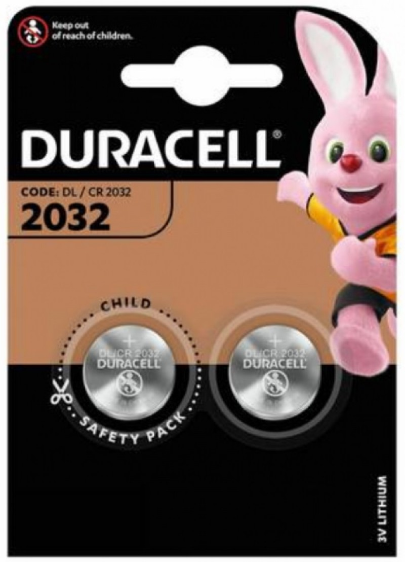Duracell 2032 LITHIUM 3V baterije dugme