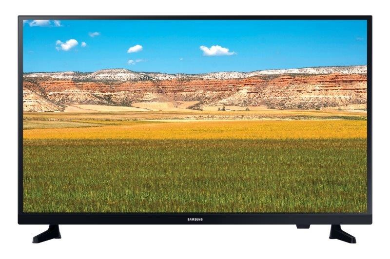Samsung 32T4002A-HD ready-Non Smart-WiFi-PurColor-HDR-Mega contrast-2Ch 10W audio-DVB-T2/C (UE32T4002AKXXH)