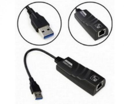 FAST ASIA Kabl USB A - USB Micro-B MM 1m flat zeleni