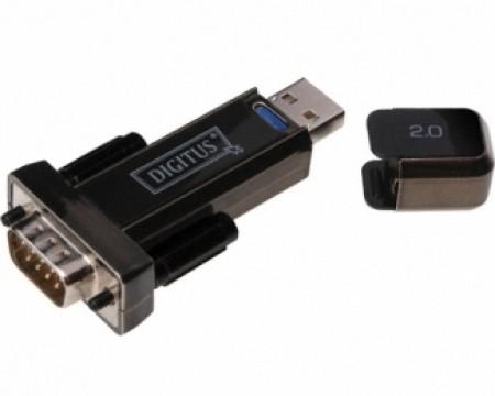 FAST ASIA Kabl USB A - USB Micro-B MM 1m crni