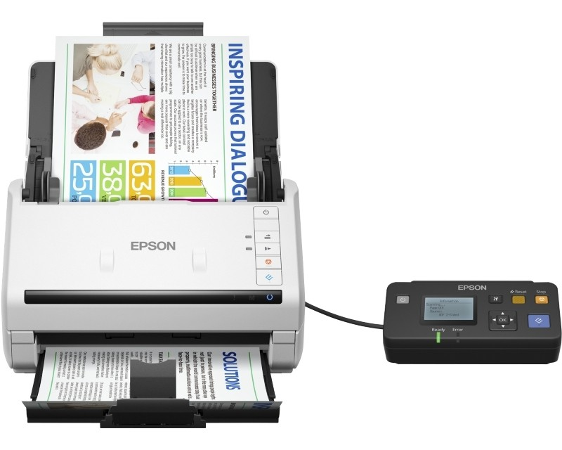 EPSON WorkForce DS-530II A4 skener