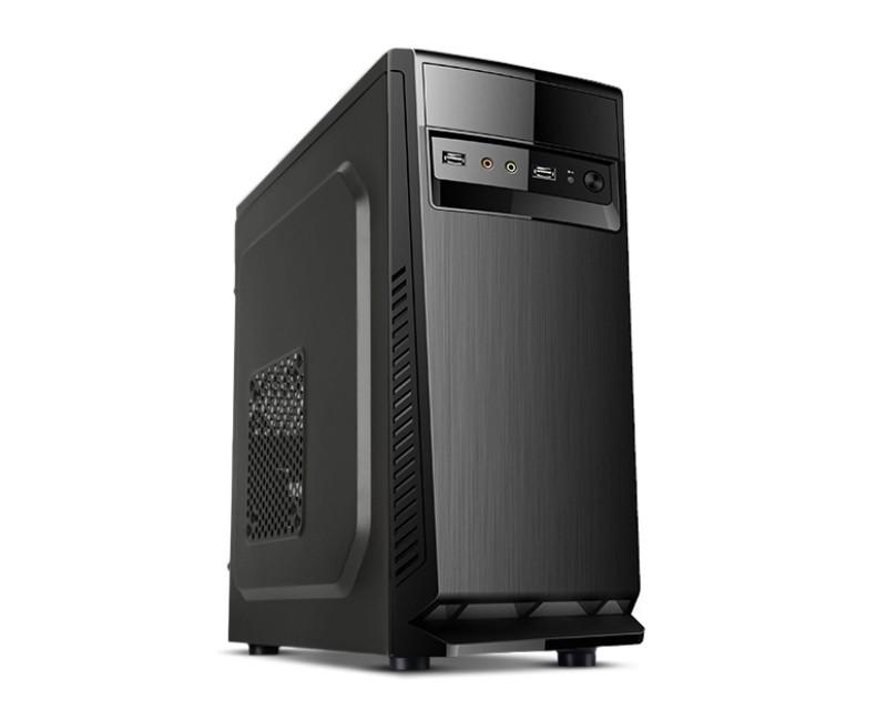 PANASONIC CD USB Micro System SC-HC200EG-K, slim, crni -mikr