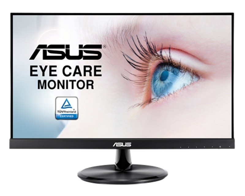 ASUS 21.5 VP229HE LED crni monitor