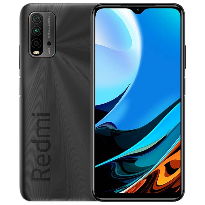 Xiaomi Redmi 9T EU 4+128 Carbon Grey