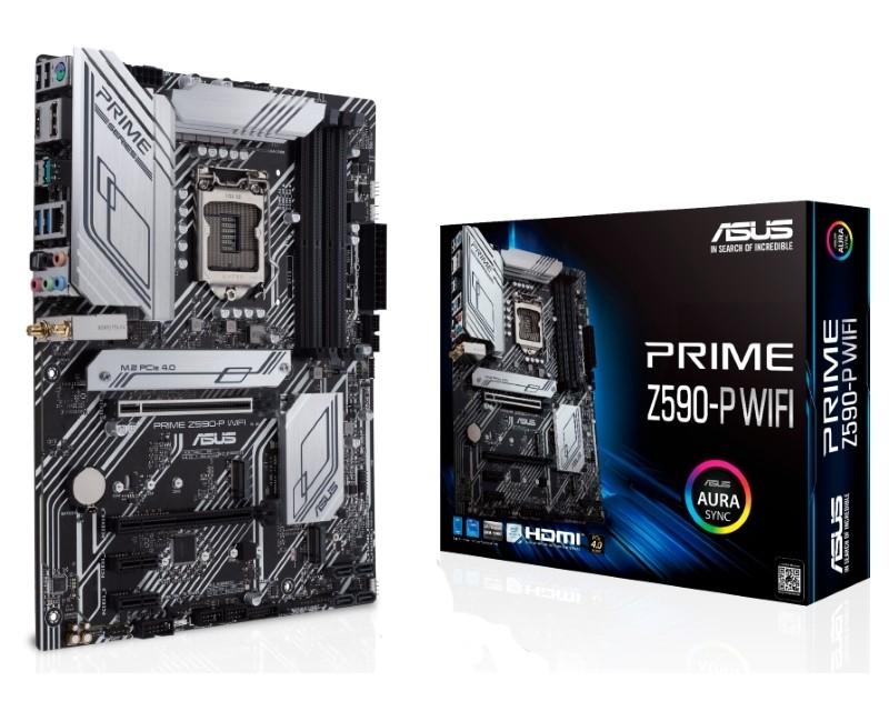 GIGABYTE Z590 UD AC rev. 1.1