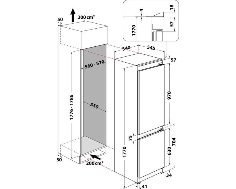 EPSON Surecolor SC-T2100 inkjet štampač ploter 24