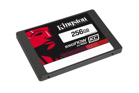 Kingston SSD KC400 256GB 2.5 SATA 3.0 SKC400S37256G