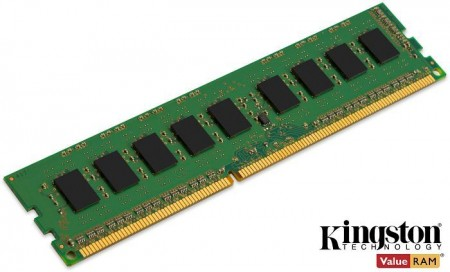 Kingston DIMM DDR3 2GB 1333 MHz KVR13N9S62