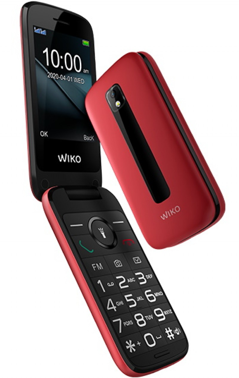 MOB WIKO F300 RED