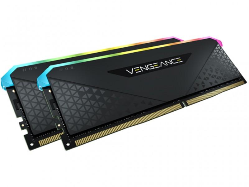 KINGSTON DIMM DDR4 8GB 3200MHz KF432C16BB 8 Fury Beast Black
