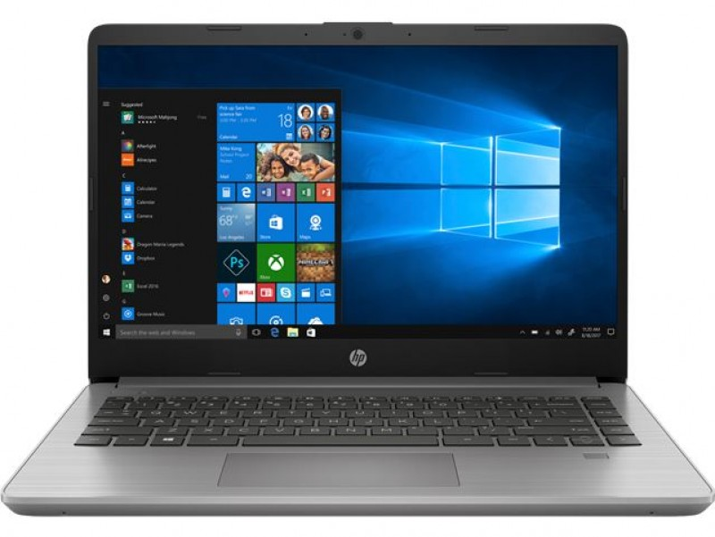 HP NOT 340S G7 I7 8G512 W10p, 1F3N7EA#BED