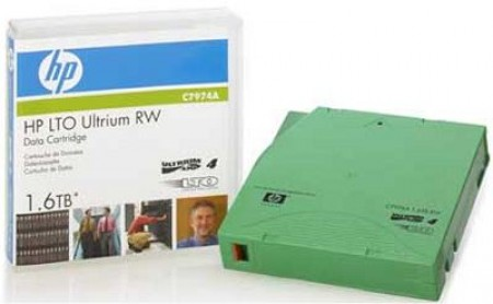 HP C7974A LTO Ultrium-4 Data Tape (8001.6TB)