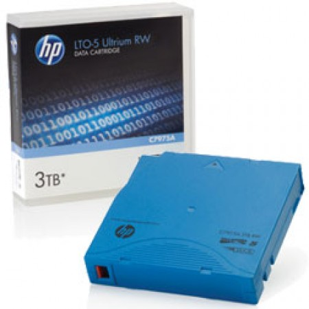 HP C7975A LTO Ultrium-5 Data Tape Cartridge (1.5TB3TB)