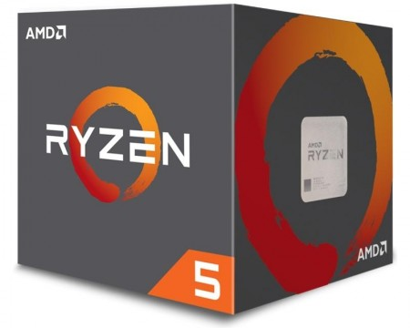 AMD Ryzen 5 1500X 4 cores 3.6GHz (3.7GHz) Box