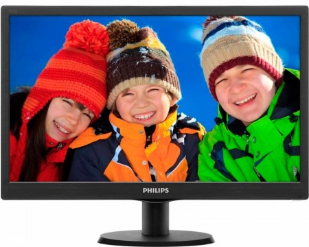 PHILIPS 18.5 V-line 193V5LSB210 LED monitor