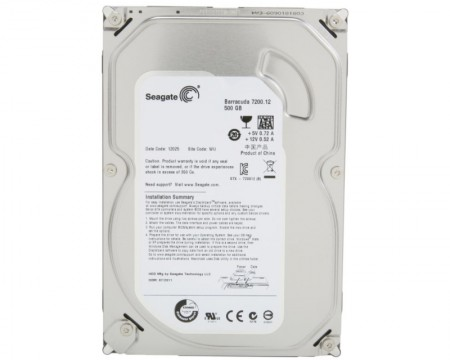 DELL 500GB 3.5 SATA 6Gbps 7.2k