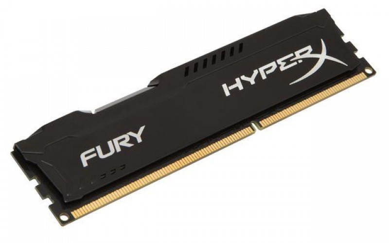 Kingston DIMM DDR3 4GB 1866MHz HX318C10FB4 HyperX FURY Black